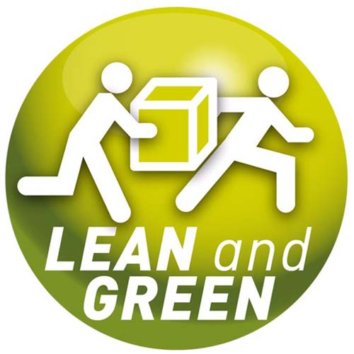 "The label ""Lean & Green"""
