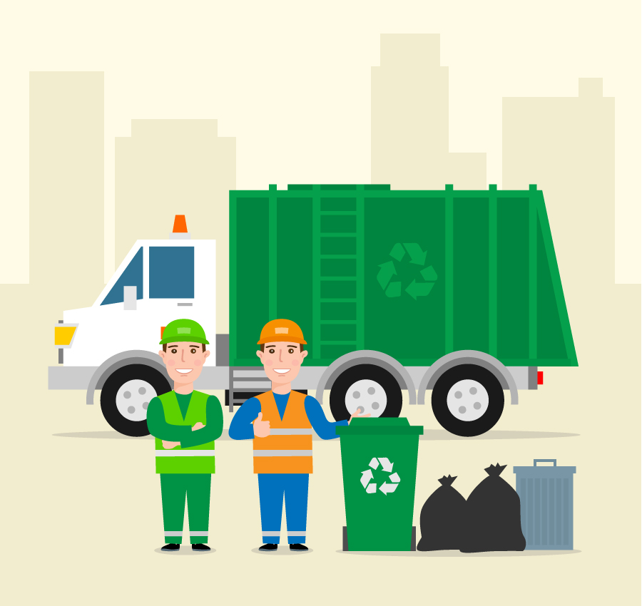 Waste collection optimization